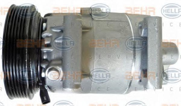 8FK 351 135-361 Klimaanlage Kompressor HELLA - Markenprodukte billig
