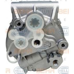 8FK 351 135-361 Kompressor HELLA - Markenprodukte billig