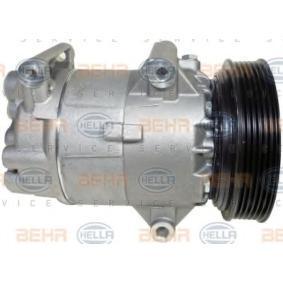 8FK 351 135-361 Kompressor, Klimaanlage HELLA in Original Qualität