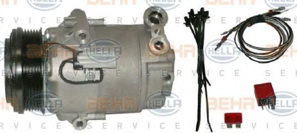 Original OPEL Kompressor 8FK 351 135-831