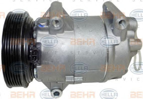 HELLA Klimakompressor 8FK 351 135-861