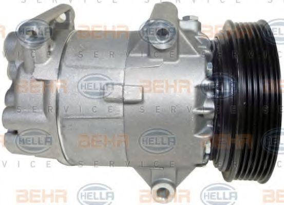 8FK351135-861 Kältemittelkompressor HELLA Erfahrung