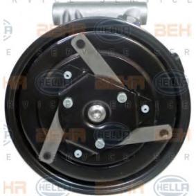 8FK351135861 Klimakompressor HELLA 8FK 351 135-861 - Große Auswahl - stark reduziert