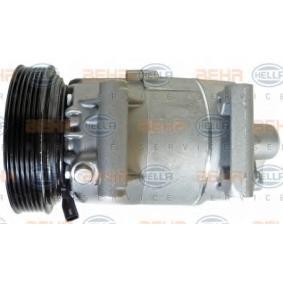 8FK351135-861 Klimaanlage Kompressor HELLA Erfahrung