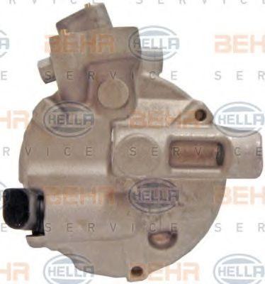 8FK 351 135-921 Klimakompressor HELLA in Original Qualität