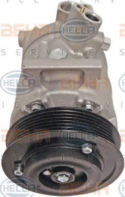 8FK 351 135-921 Klimakompressor HELLA Test