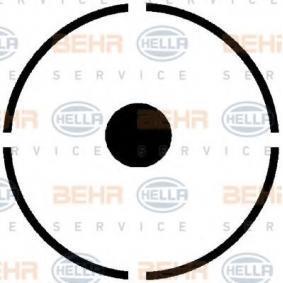 8FK 351 175-531 Kompressor, Klimaanlage HELLA in Original Qualität