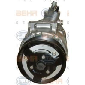 8FK351316141 Klimakompressor HELLA 8FK 351 316-141 - Große Auswahl - stark reduziert