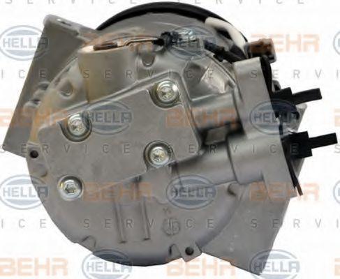 8FK351322151 Kompressor, Klimaanlage HELLA 8FK 351 322-151 - Große Auswahl - stark reduziert