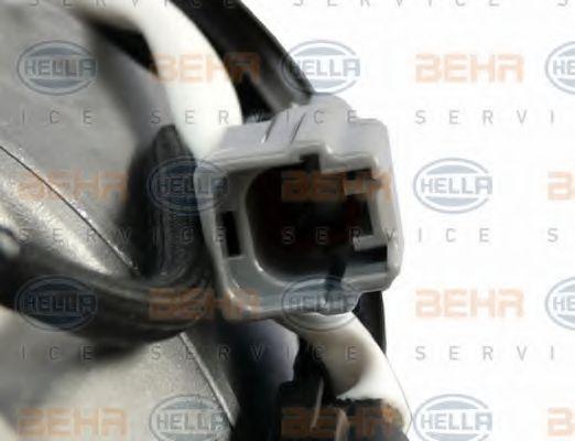 8FK 351 322-151 Klimaanlage Kompressor HELLA - Markenprodukte billig