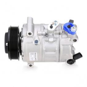 HELLA PAG 46, Kältemittel: R 134a, mit Dichtring Riemenscheiben-Ø: 110mm Kompressor, Klimaanlage 8FK 351 322-741 günstig kaufen