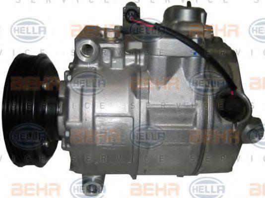 Original AUDI Kompressor Klimaanlage 8FK 351 322-781