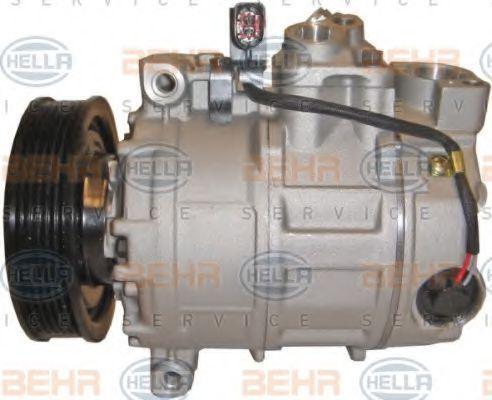 Original AUDI Klimakompressor 8FK 351 322-971