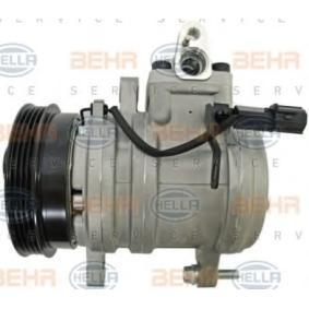 Kompressor für Klimaanlage Klimakompressor HELLA 8FK 351 340-581