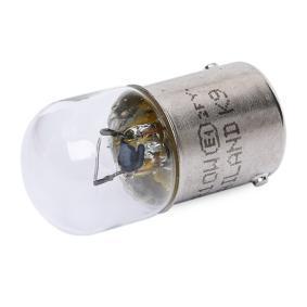 8GA002071131 Glödlampa, skyltbelysning STANDARD HELLA 8GA002071341 Stor urvalssektion — enorma rabatter