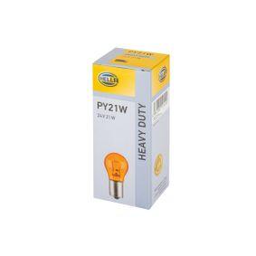 Glühlampe, Blinkleuchte HELLA 8GA 006 841-241 mit 29% Rabatt kaufen