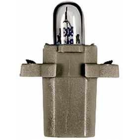 814825 HELLA Sockelglühlampe, B8,3d, 24V, 1,2W Glühlampe, Instrumentenbeleuchtung 8GA 007 997-061 günstig kaufen