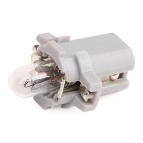 8GA007997061 Glühlampe, Instrumentenbeleuchtung HEAVY DUTY HELLA 082419 - Große Auswahl - stark reduziert