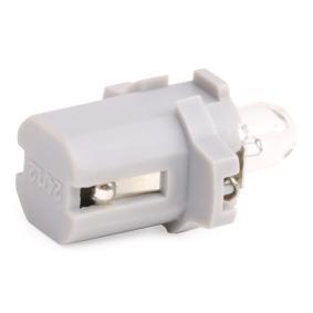 8GA 007 997-061 Glühlampe, Instrumentenbeleuchtung HELLA - Markenprodukte billig
