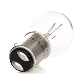 8GD002078121 Glödlampa, blinker STANDARD HELLA P215W12VCP10 Stor urvalssektion — enorma rabatter