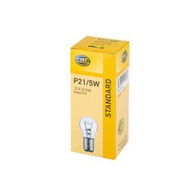 8GD 002 078-121 Glödlampa, blinker HELLA - Billiga märkesvaror