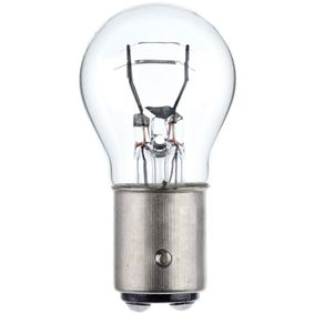 8GD 002 078-121 Glödlampa, blinker HELLA originalkvalite