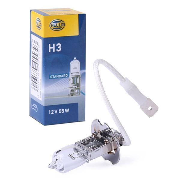 H3 HELLA Glühlampe, Arbeitsscheinwerfer 8GH 002 090-133 günstig kaufen