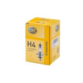 8GJ 002 525-131 Glödlampa, huvudstrålkastare HELLA originalkvalite