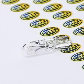 Kupte a vyměňte Zarovka, osvetleni pristroju HELLA 8GP 002 095-121