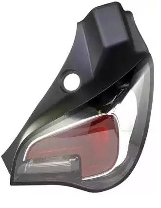 Buy original Rear tail light HELLA 2SD 354 812-011