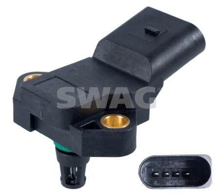 SWAG Sensor, Saugrohrdruck 30 92 7186
