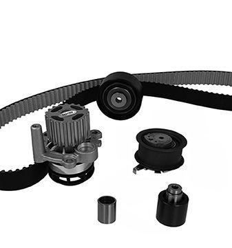 METELLI Water pump and timing belt kit 30-1090-1