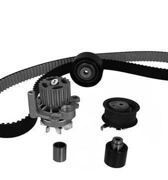 METELLI Water pump and timing belt kit 30-1355-5