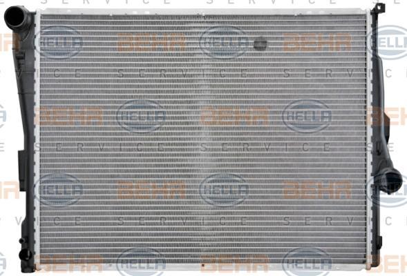 OE Original Autokühler 8MK 376 716-271 HELLA