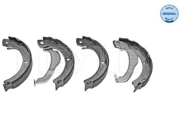 MBS0080 MEYLE Hinterachse, Ø: 180mm, mit Hebel, ohne Feder, ORIGINAL Quality Breite: 32mm Bremsbackensatz 30-14 533 0005 günstig kaufen