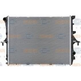 Kühler Motorkühlung HELLA 8MK 376 719-091
