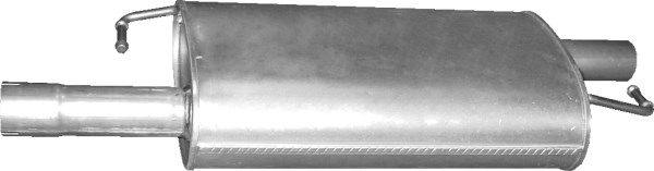 Buy original Middle silencer POLMO 30.221