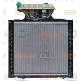 8MK376721711 Kühler, Motorkühlung HELLA online kaufen