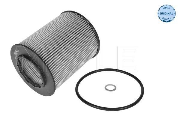 MOF0115 MEYLE mit Dichtung, Filtereinsatz, ORIGINAL Quality Innendurchmesser: 43mm, Ø: 83mm, Höhe: 104mm Ölfilter 300 114 2701 günstig kaufen