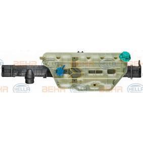 8MK376756021 Kühler, Motorkühlung HELLA online kaufen