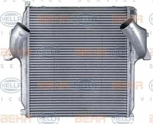 8ML 376 724-061 HELLA Ladeluftkühler für FAP online bestellen