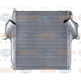 Ladeluftkühler HELLA 8ML 376 724-061 mit 21% Rabatt kaufen