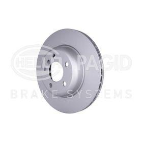 Ladeluftkühler HELLA 8ML 376 724-381 mit 34% Rabatt kaufen