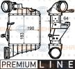 Intercooler 8ML 376 760-681 Ibiza III Hatchback (6L) 1.9 TDI 131 CV oferta de piezas