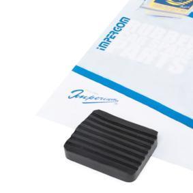 Kupte a vyměňte Povrchova vrstva pedalu, brzdový pedál ORIGINAL IMPERIUM 30218