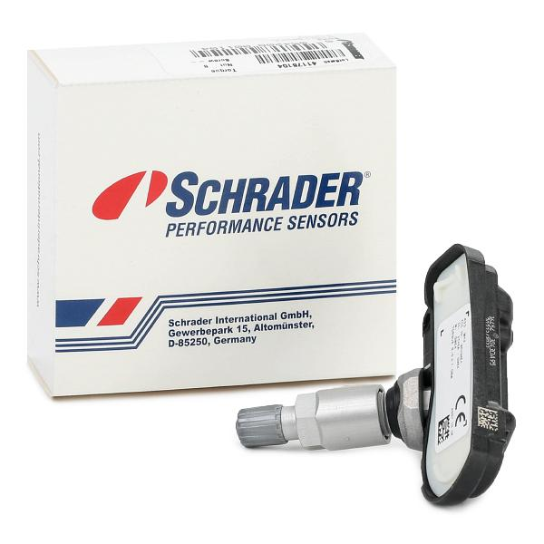 SCHRADER | Radsensor, Reifendruck-Kontrollsystem 3033