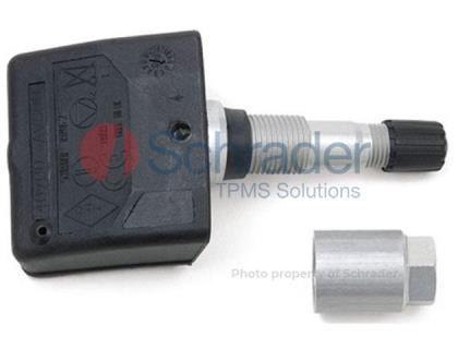 3037 SCHRADER mit Nut, mit Ventilen Radsensor, Reifendruck-Kontrollsystem 3037 günstig kaufen