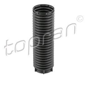 Køb og udskift Beskyttelseskappe / bælg, støddæmper TOPRAN 304 908