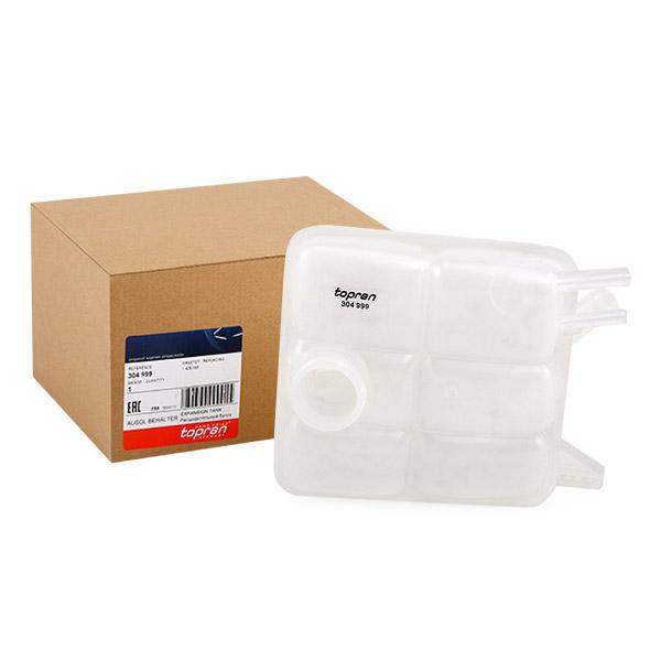 TOPRAN: Original Kühler Ausgleichsbehälter 304 999 ()