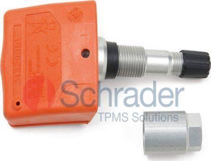 3046 SCHRADER mit Nut, mit Ventilen Radsensor, Reifendruck-Kontrollsystem 3046 günstig kaufen